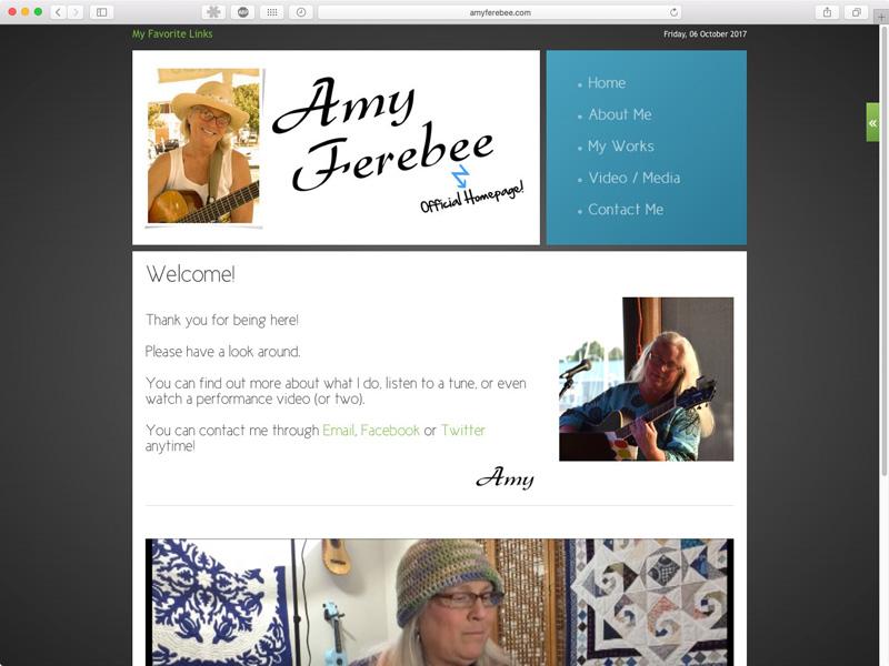 Amy Ferebee