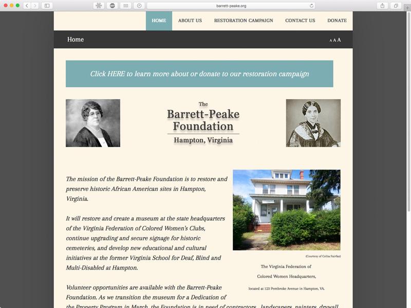 Barrett-Peake