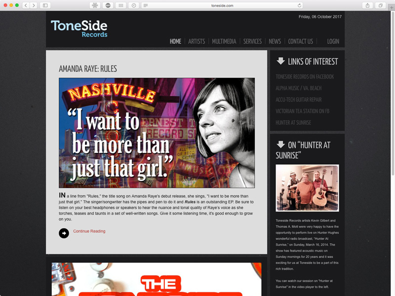 Toneside Records